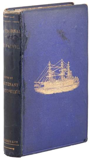 British Navy in the Pacific 1873
