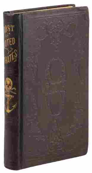 Exploits of the Most Noted Pirates 1851