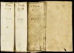 65 Secundi Histori Naturalis Libri XXXVII by Pliny