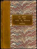 154 Tindall on the Laws of Nations 1694