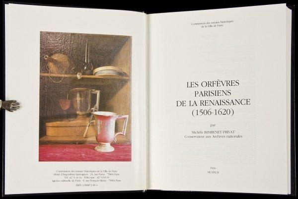 6: Les Orfevres Parisiens de la Renaissance 1992