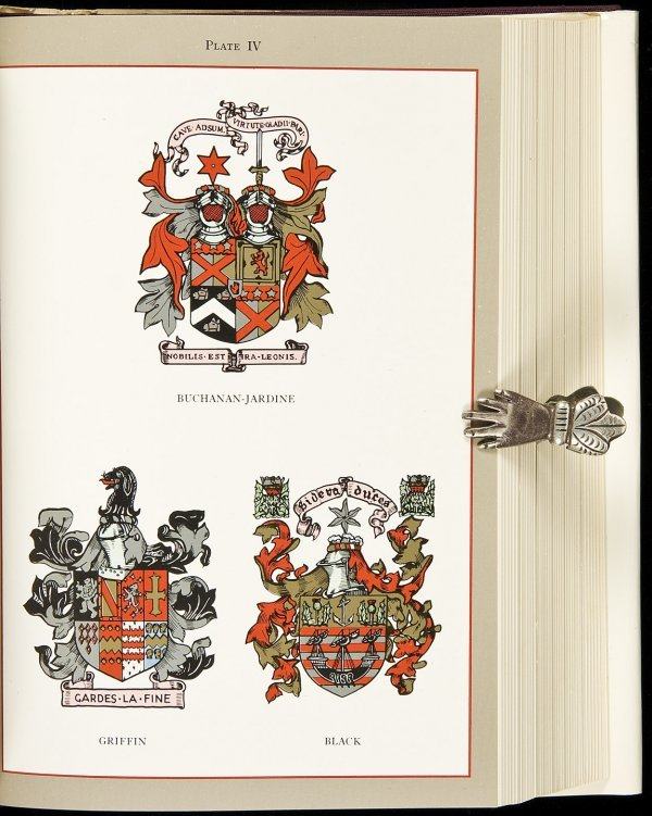 19: Armorial Families, 2 vols by Arthur Fox-Davies