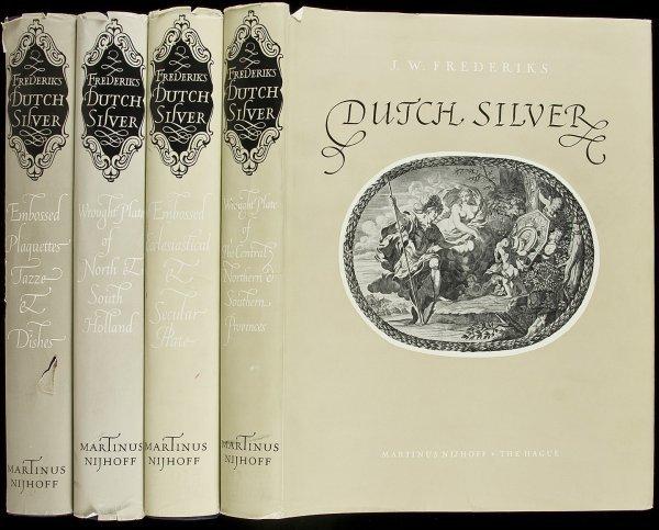 20: Frederiks Dutch Silver Complete in 4 Volumes