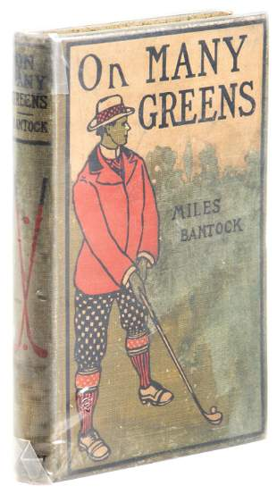 On Many Greens, by Miles Bantock