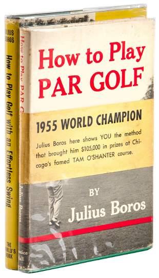 Julius Boros How to Play Par Golf