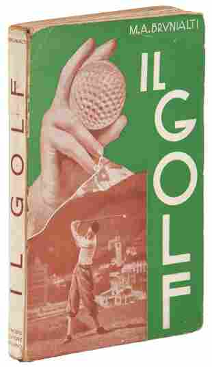 Playing Il Golf through fascism in Italy