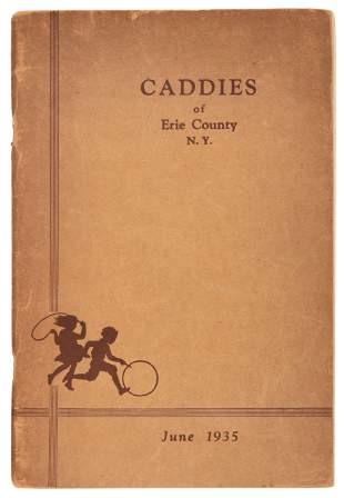 Caddying in the 1930's and child labor concerns