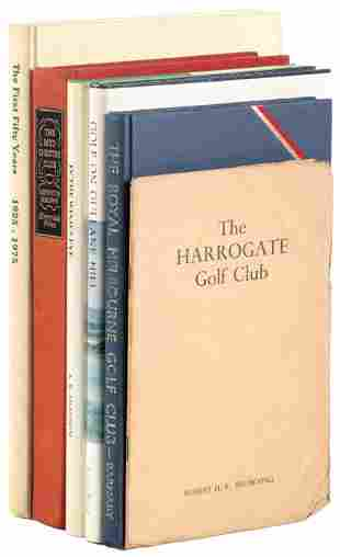 An assortment of club histories