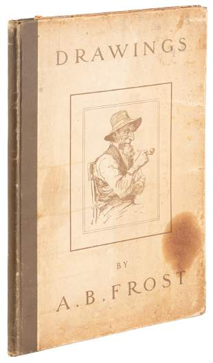 Drawings by A.B. Frost, 1904