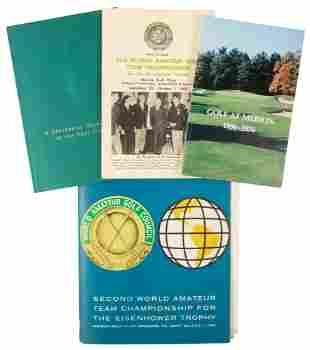 Program for Merion World Amateur Team Championship
