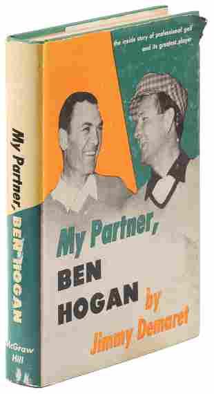 Demaret's My Partner, Ben Hogan, 1st edition