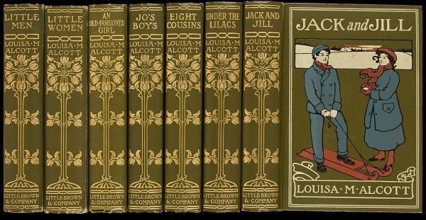 6: L.M. Alcott's Little Women Series