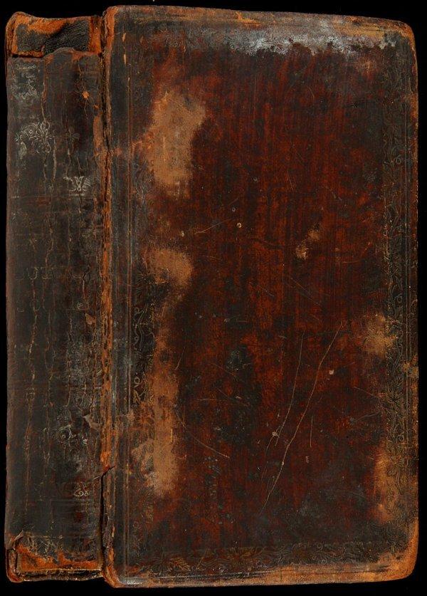 120: Woodcuts of Biblical scenes 1680