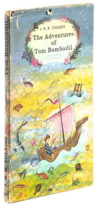 Adventures of Tom Bombadil, 1st U.S. Edition