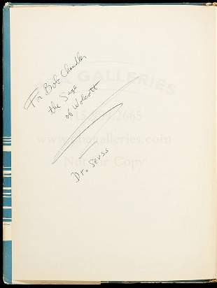 13: Mulberry Street signed 1st issue in dj