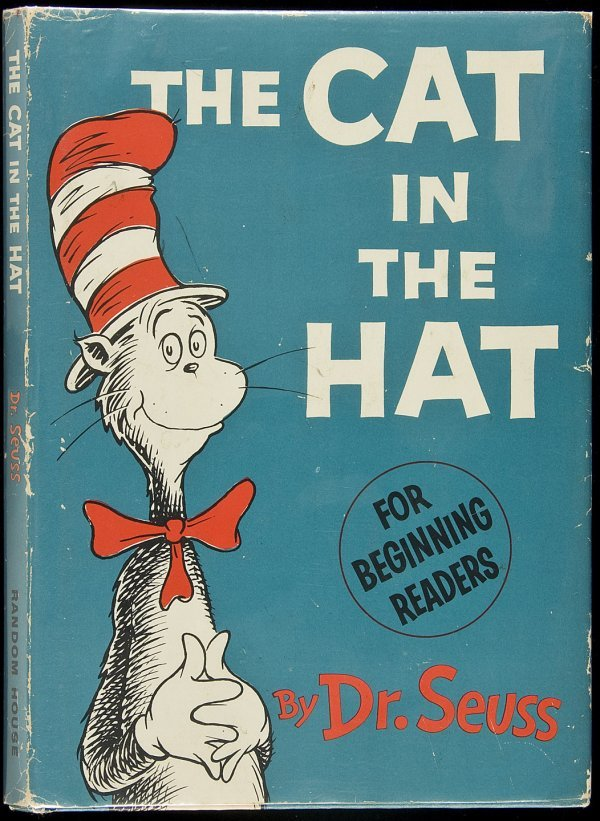 18: Cat in the Hat in price-clipped dj