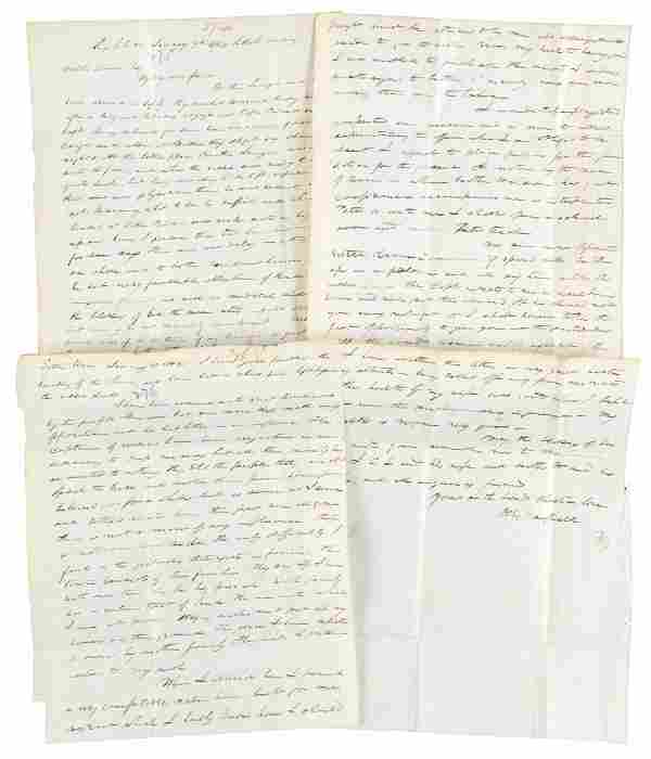 Letters from an ill-fated white missionary in Liberia
