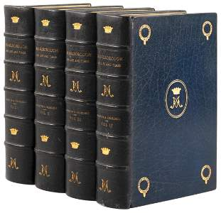 Signed by Winston S. Churchill, no. 19 of 155