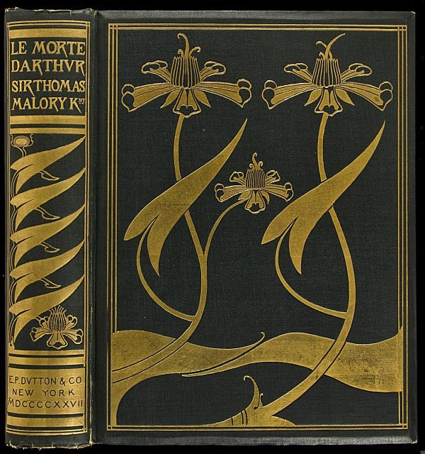 6: Le Morte d'Arthur Beardsley Illustrations