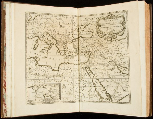 14: Bible in French 1744