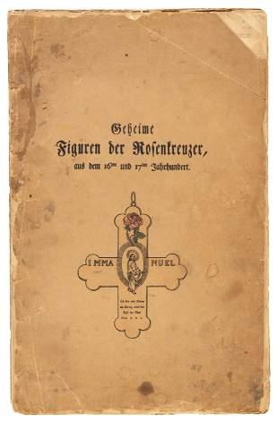 Rare printings of major alchemical works