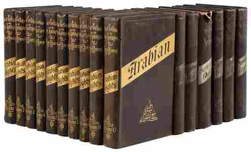 First Burton Translation of the Arabian Nights