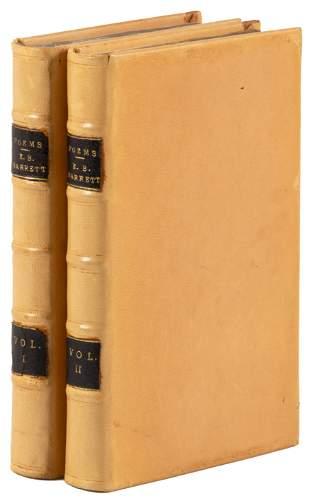 Elizabeth Barrett Browning Poems 1st Edition