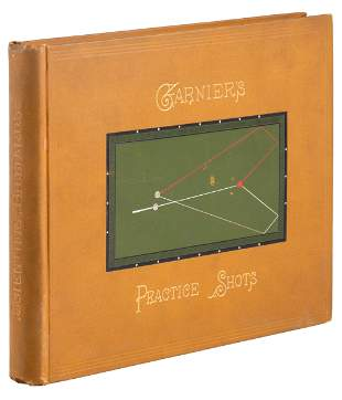 Albert Garnier Scientific Billiards 1880