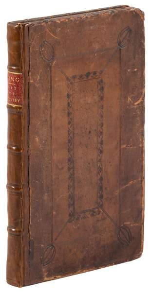 Burlesque Cookery Poem, 1709