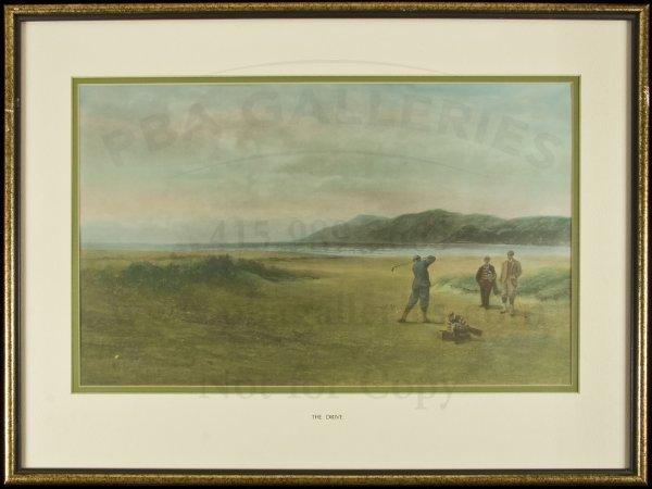 3: 3 views of Caernarvonshire GC lithographs Adams