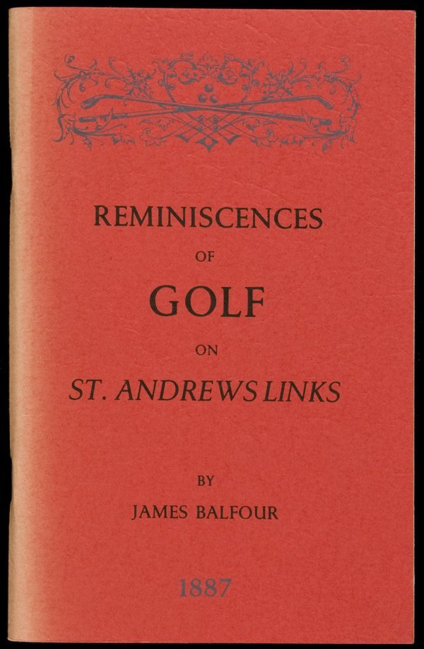 19: Reminiscences of Golf on St. Andrew's Links 1/300