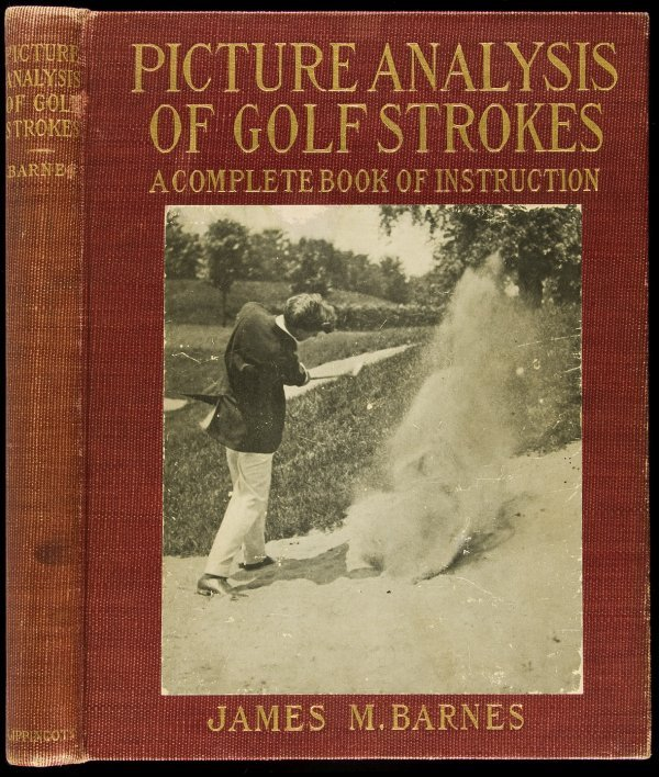 21: Picture Analysis of Golf Strokes by Barnes