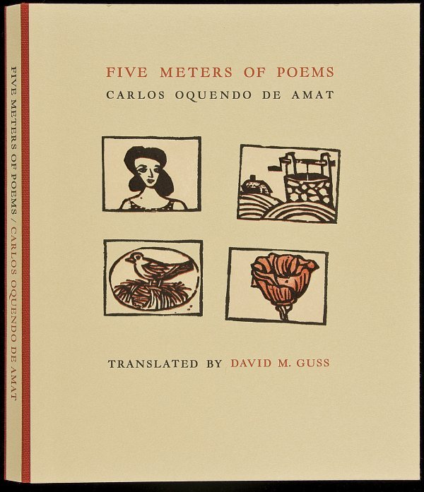 3: Five Meters of Poems Limited Edition