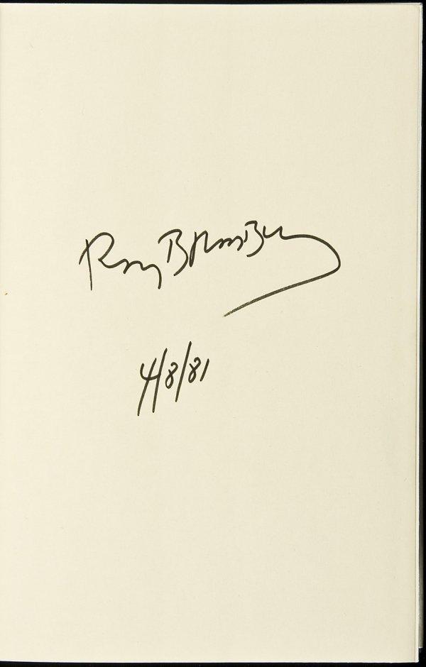 11: The Stories of Ray Bradbury Signed