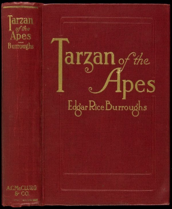 14: Tarzan of the Apes First Edition - 2