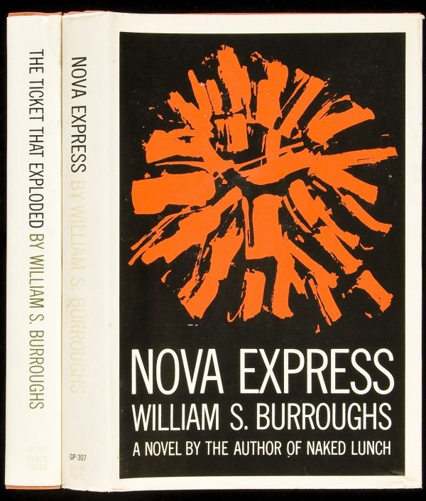 15: Two works by William S. Burroughs