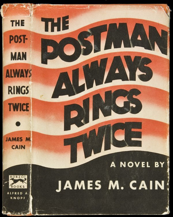 18: The Postman Always Rings Twice 1st edition