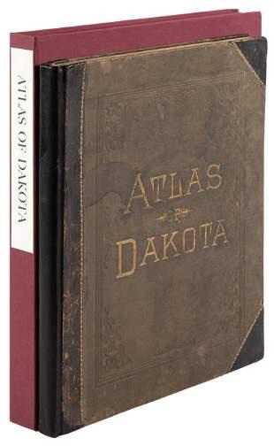 1st comprehensive atlas of the Dakota Terr.
