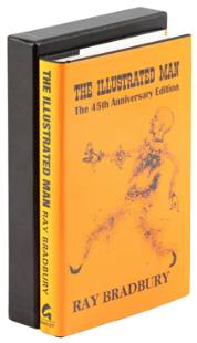 Illustrated Man 45th Anniversary, signed