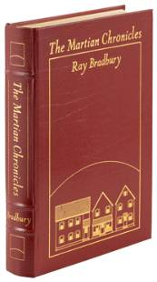 Collector's Edition signed by Ray Bradbury