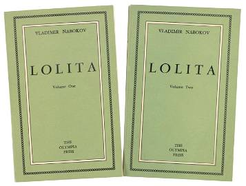 Nabokov's Lolita First Edition
