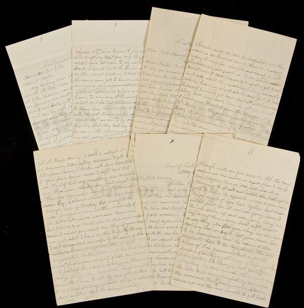 5: Alaska Gold Rush Letters