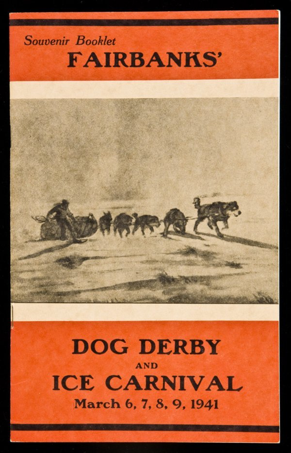 6: Fairbanks' Dog Derby and Ice Carnival, 1941