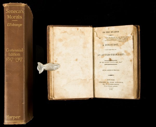 12: First book published by Harpers 1817