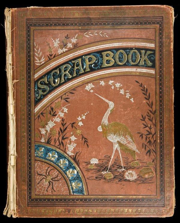 153: 550 trade cards, etc 1860-1890