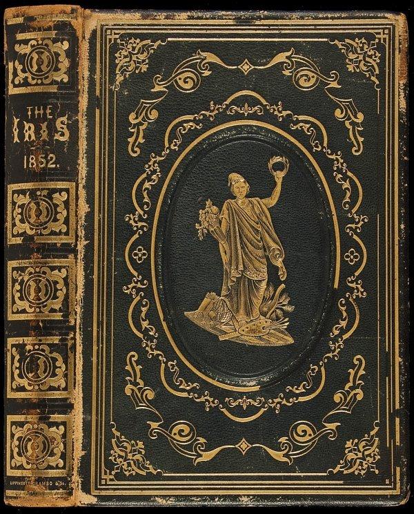 12: Iris edited by John Hart, chromolithos 1852