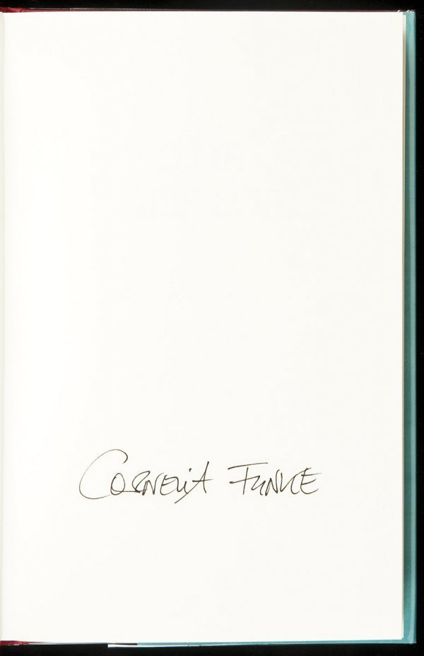 13: The Thief Lord signed by Cornelia Funk 1st UK ed