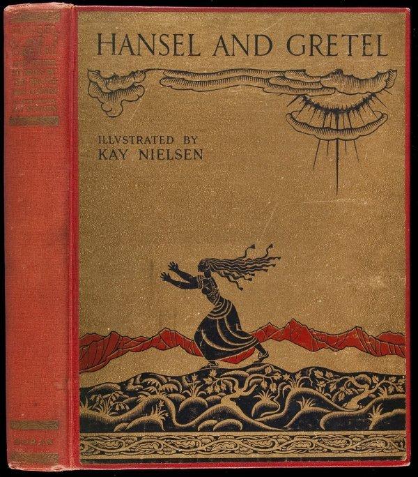 22: Hansel and Gretel Kay Nielsen illustrations