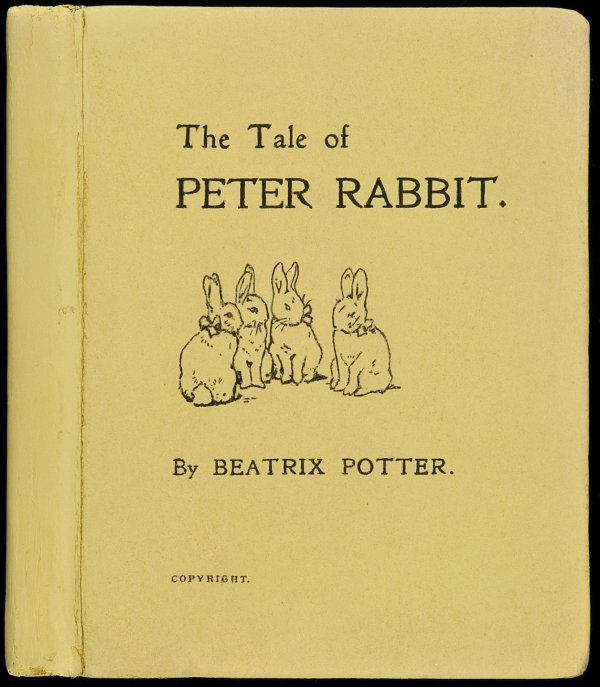 24: The Tale of Peter Rabbit 1st Edition 2nd Printing
