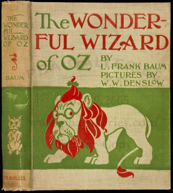 40: The Wonderful Wizard of Oz 1st Edition